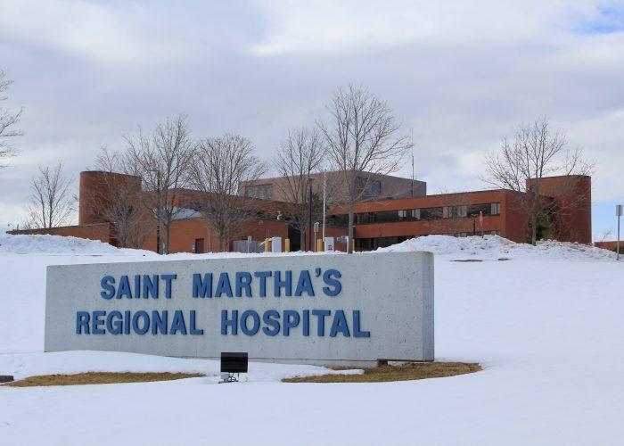 St. Martha's Regional Hospital