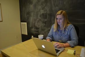 Stephanie Jones, the arts editor for the Coast.