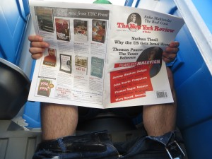 No matter the portability of personal devices, print copies have their advantages.