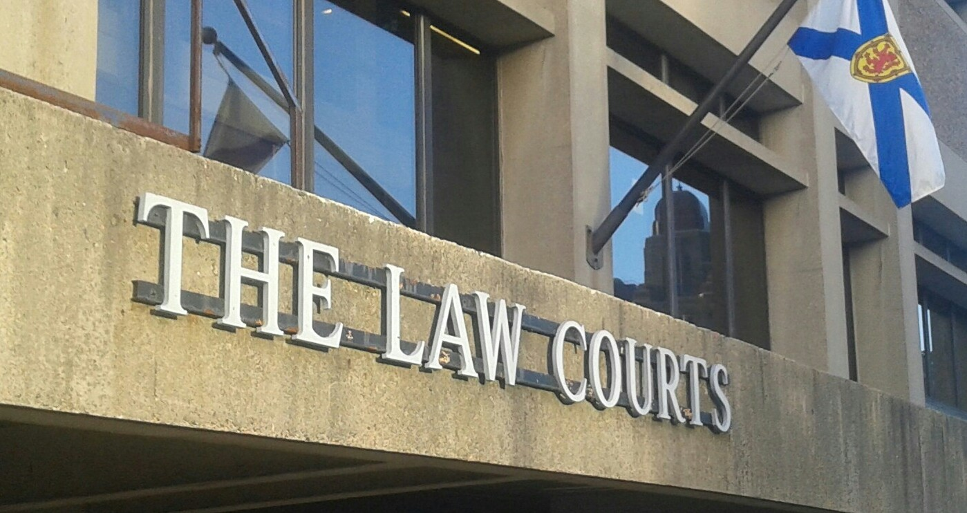 The Nova Scotia Court of Appeal heard Paul Wayne Simpson's case in the Halifax Law Courts.