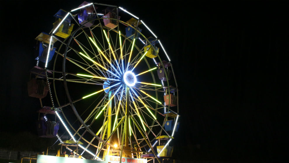 Anna Sprague's Ferris Wheel on Citadel Hill
