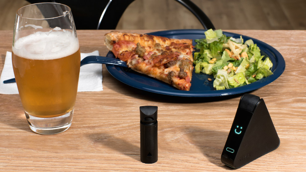 The Nima sensor claims to be able to test food for the presence of gluten in two minutes