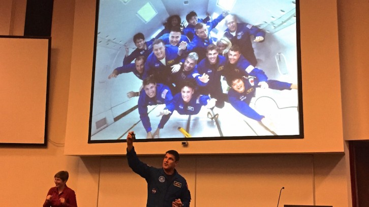 Jeremy Hansen presentation