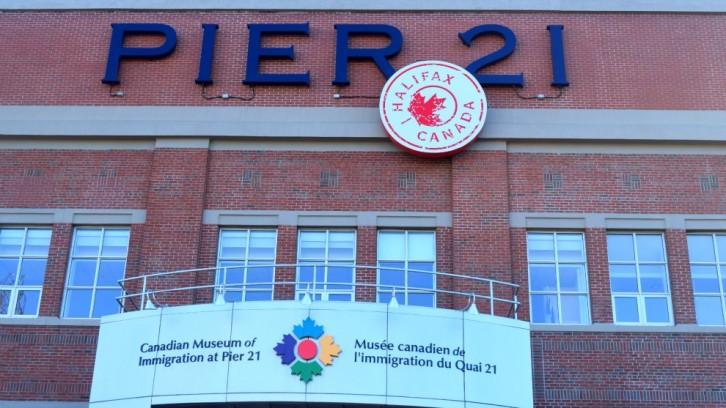 Pier 21 Immigration Museum.