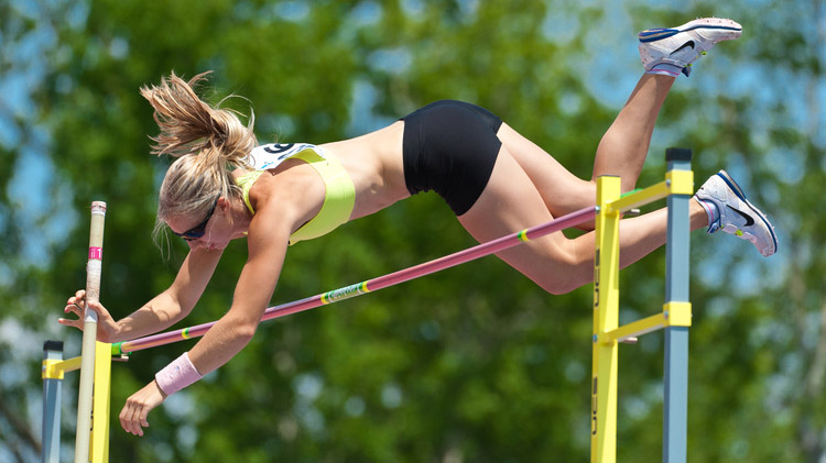 """""""Understanding areas of my recovery that are potentially slower then some of my competitors. That was the biggest takeaway"""": athlete Heather Hamilton"""