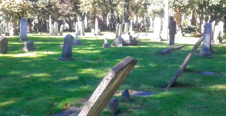 Camp Hill Cemetery, Summer St.