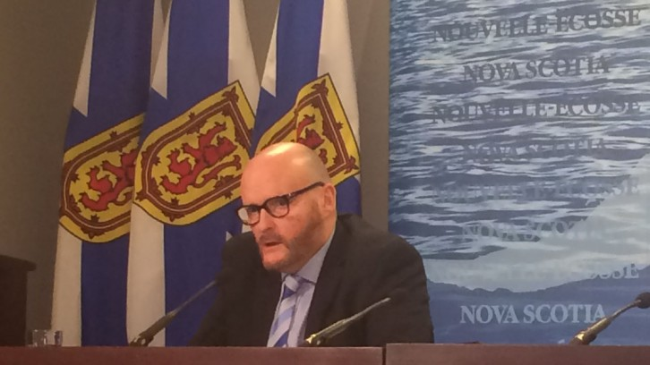Auditor General, Michael Pickup discusses audit report on university funding