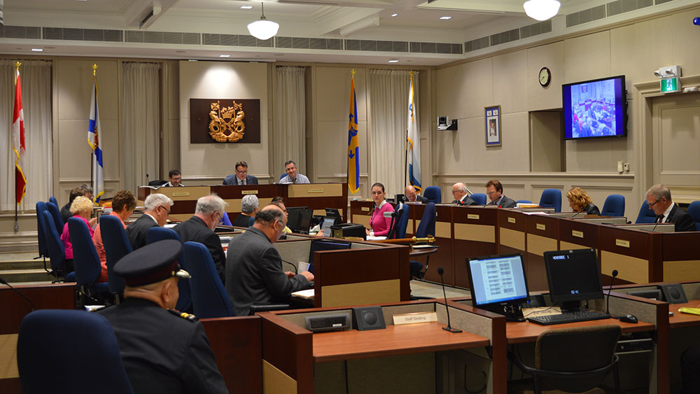 City council voted to not use Shannon Park as a stadium.