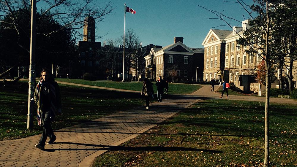 Dalhousie University Campus, Halifax NS