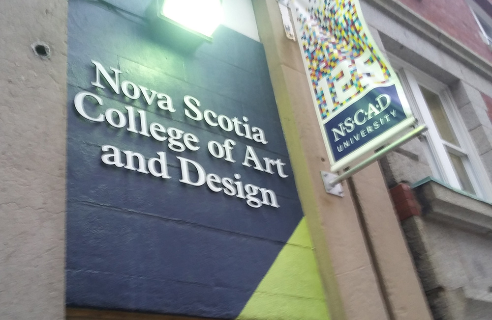 NSCAD's Board of Governors voted in favour of a tuition reset on Tuesday. Many students feel this was unfair.