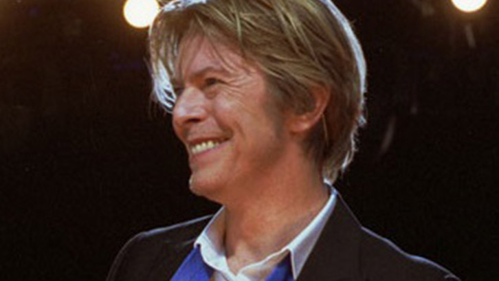 David Bowie in Chicago, 2002