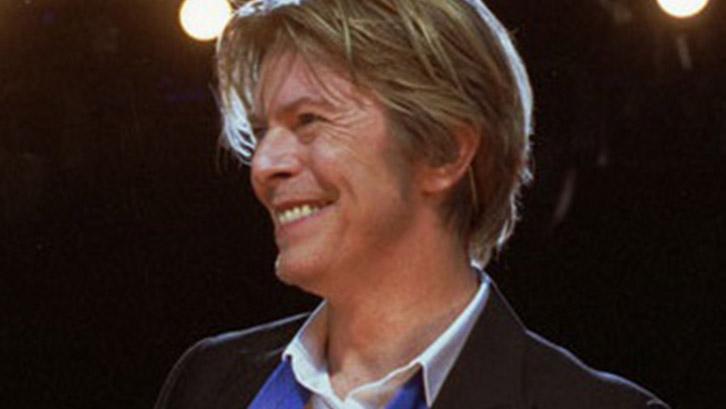 David Bowie in Chicago, 2002