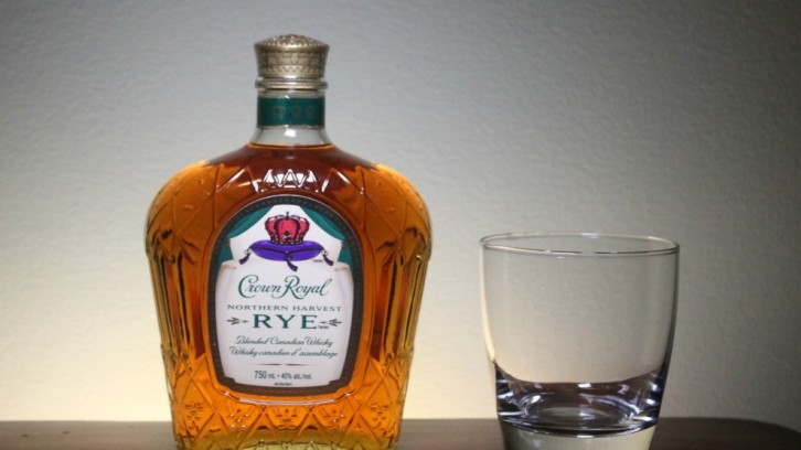 Crown Royal's award winning Northern Harvest Rye is in high demand across the province.