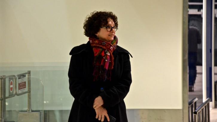 Amal Ghazal waits with great anticipation.