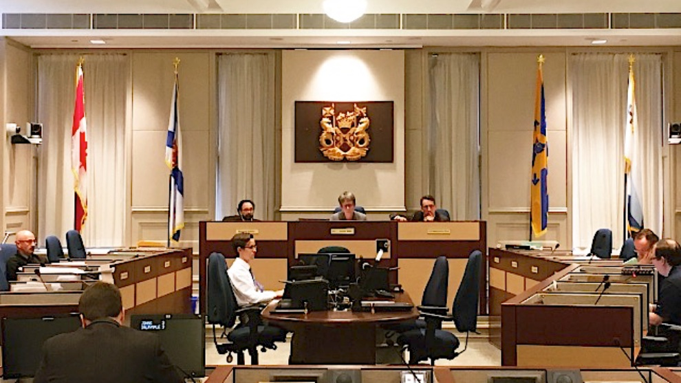 Halifax City Council met Wednesday to discuss the