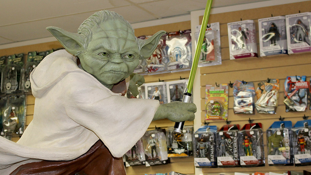 There's more to geek life in Halifax than sporadic events.