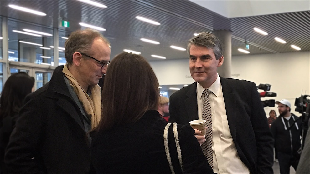 Premier Stephen McNeil says government data belongs to the people.