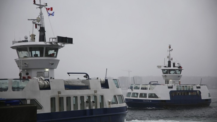 The newest ferry will be the last of three to replace aging units in a fleet of five