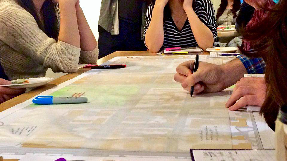 Planners and designers share their ideas for Spring Garden Road