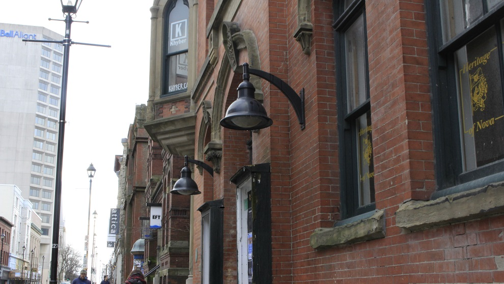 The Khyber building is now considered a community interest surplus.