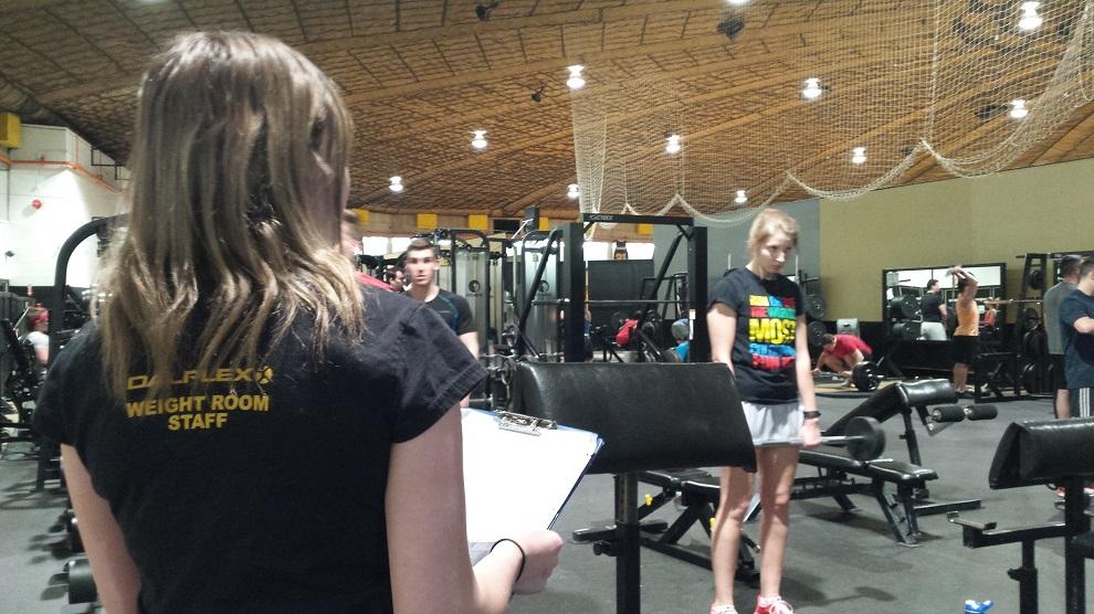 Students combat mild depression through strength and cardio training in Dalhousie's new program.