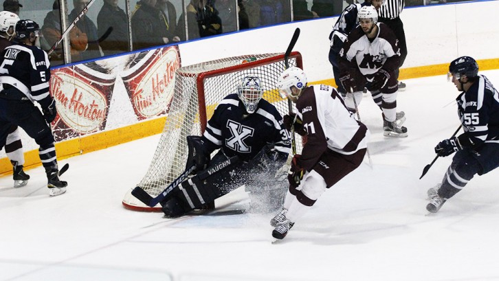 Saint Mary's Huskies and St. FX X-Men to represent Nova Scotia in the University Cup.