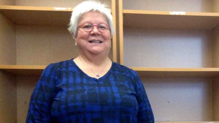 Geri Musqua-LeBlanc is the co-ordinator of Dalhousie's Elders in Residence program.