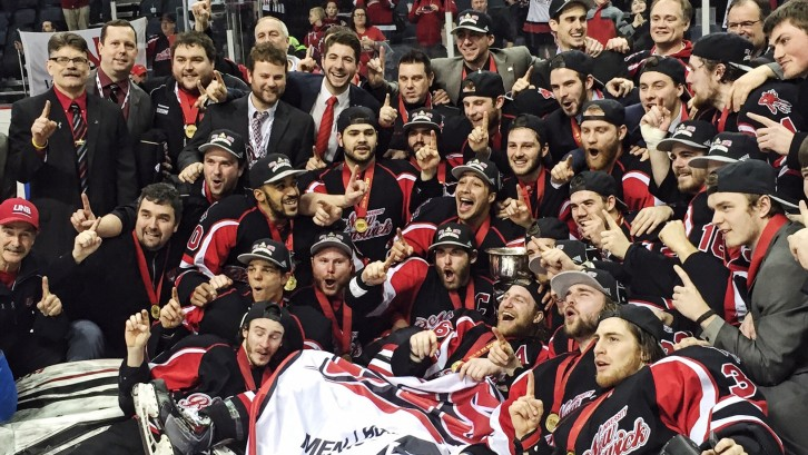 UNB finish on top of the CIS.