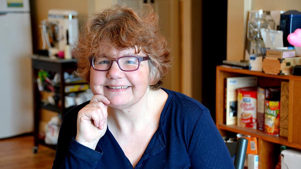 Karen Bingham is uncovering her secret after 36 years.