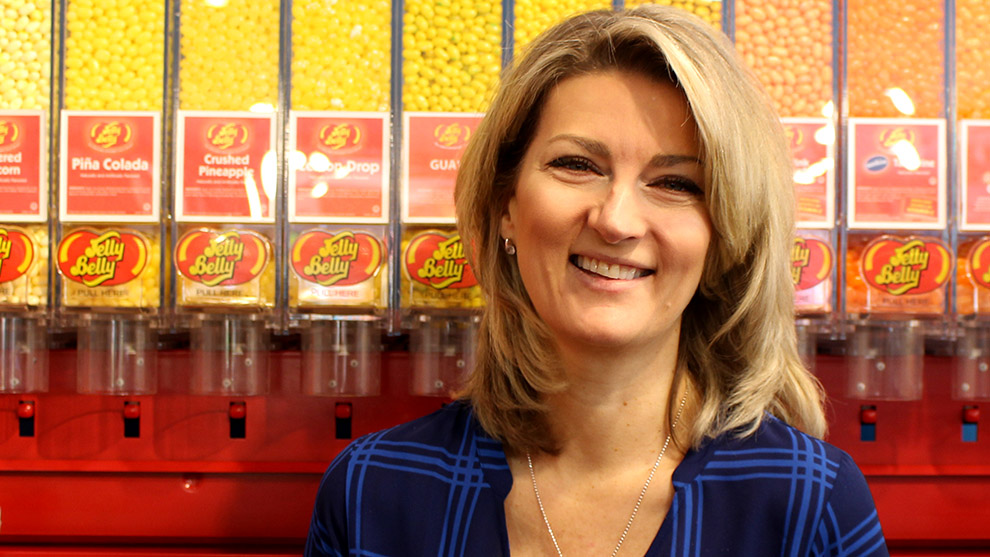 """There's an excitement about candy,"" Janet Merrithew, owner of Sweet Jane's, said."