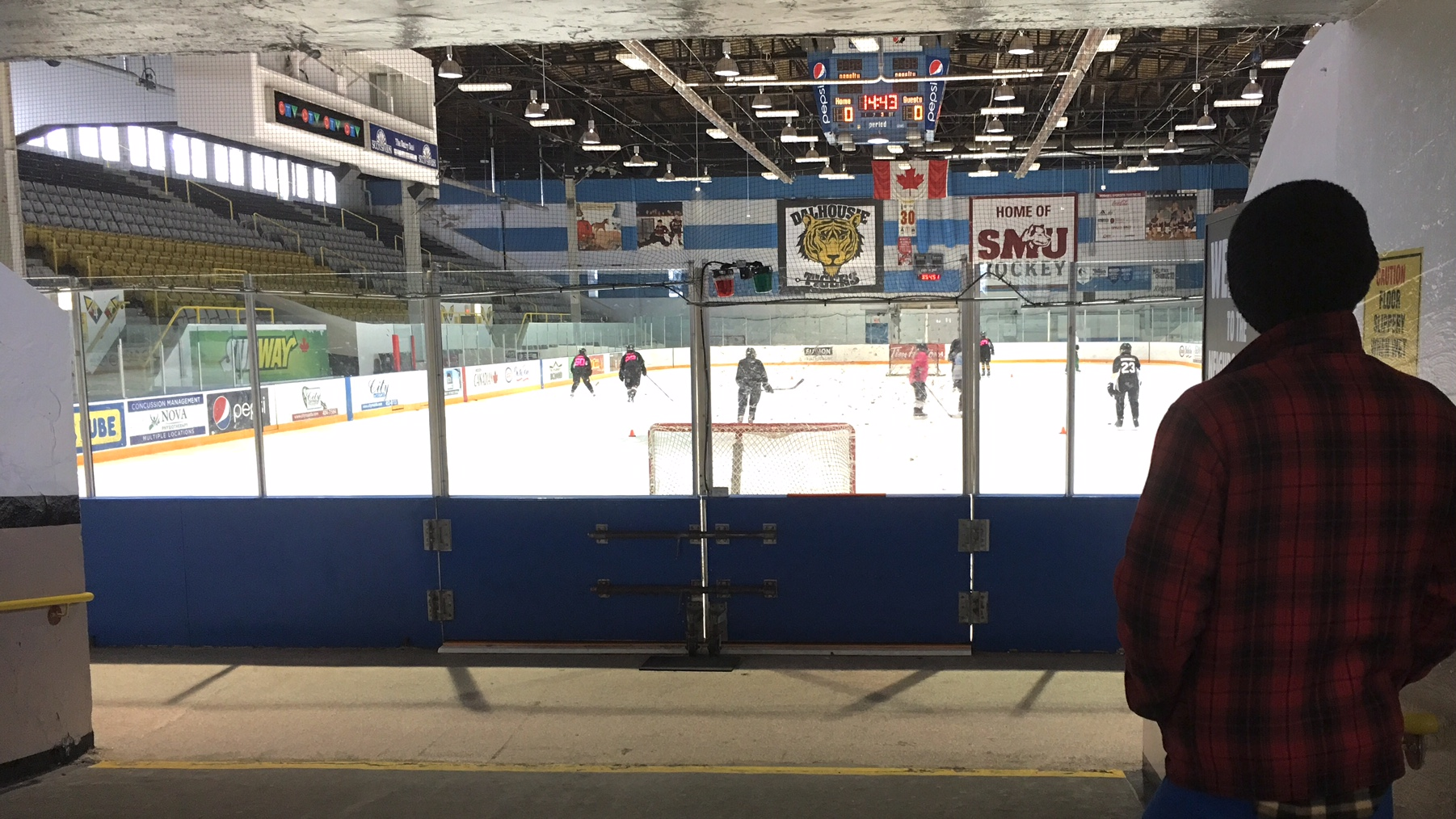 Whether some rinks are newer or more equipped then others, they soon all might cost the same to rent.