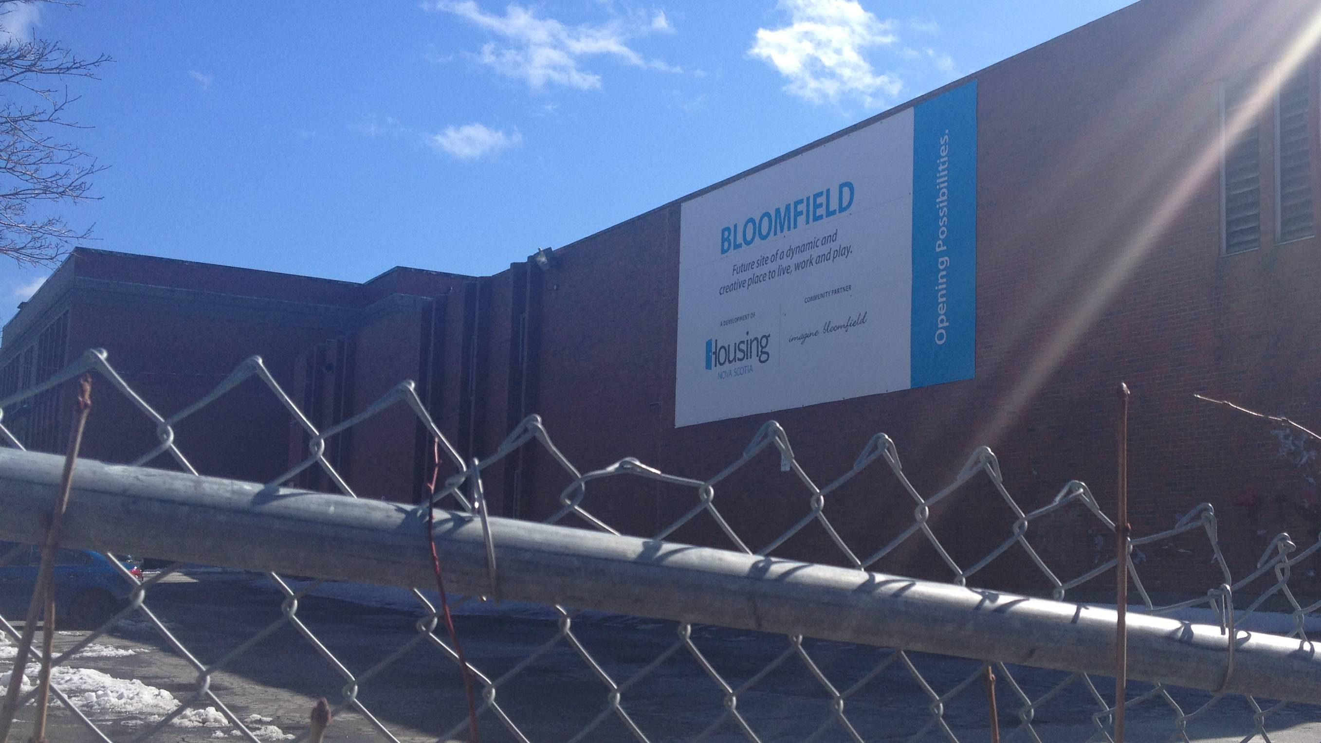 The Bloomfield development will feature housing units of different prices and sizes, as well as commercial spaces.