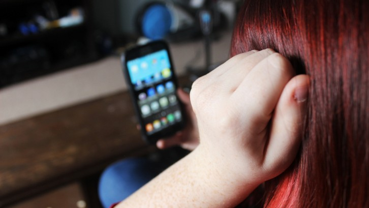 A team of researchers are working on an app that will help young people with depression.