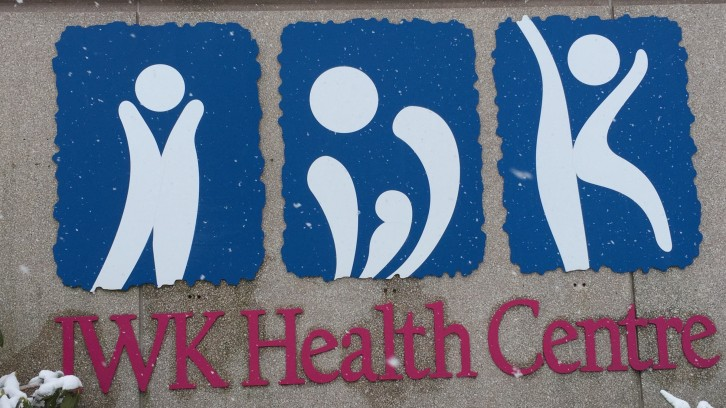 IWK Health Centre was the only hospital in Atlantic Canada to participate in the study.