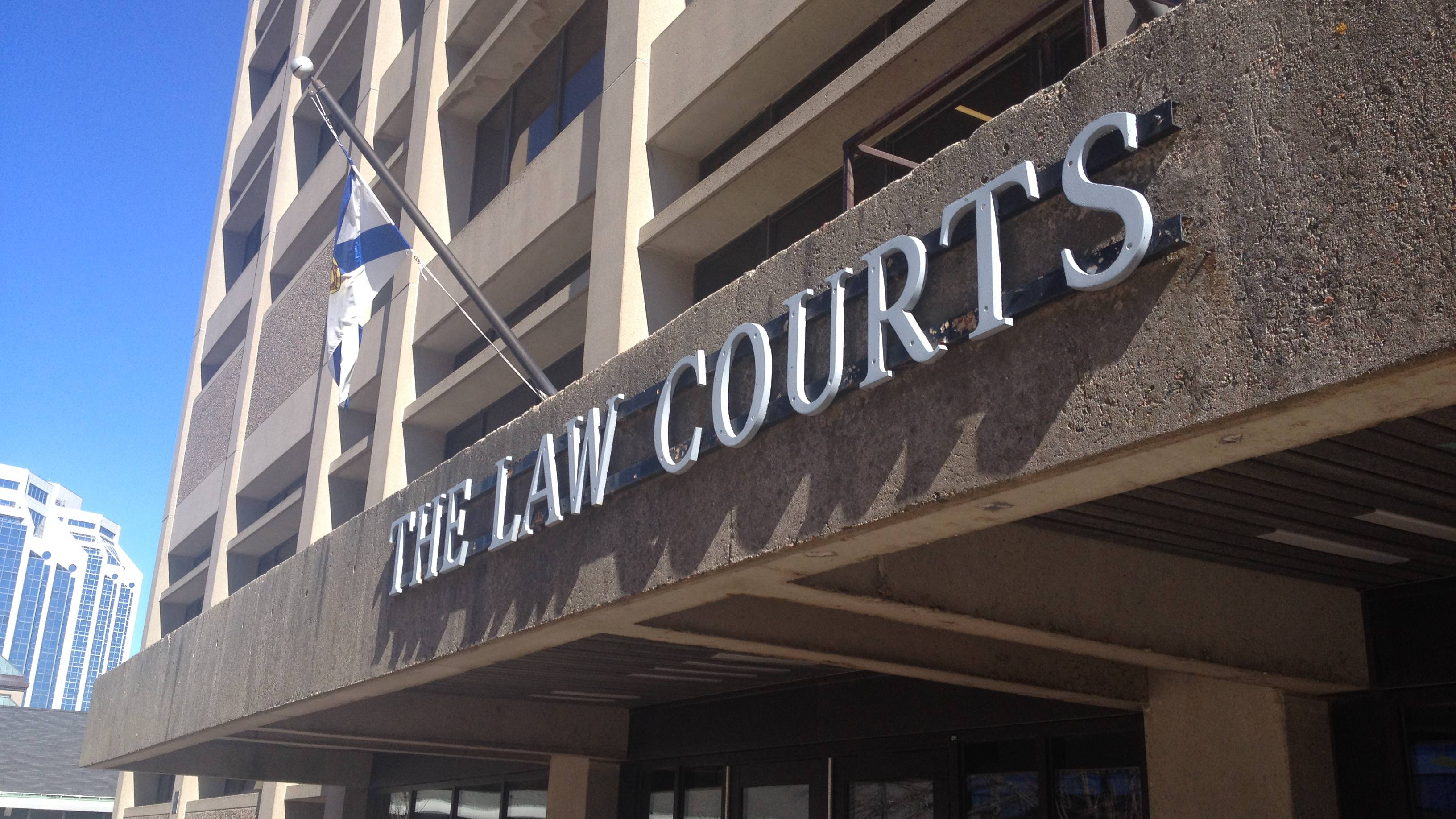 The trial is being held at the Supreme Court of Nova Scotia in Halifax