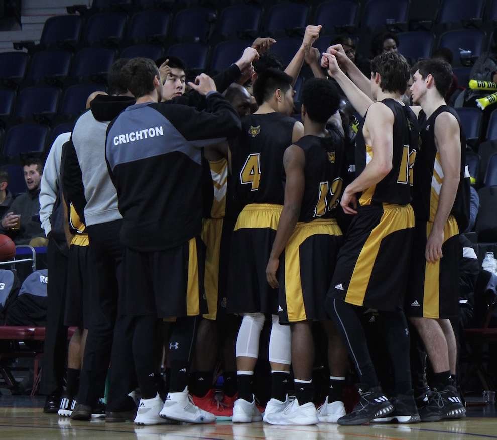 Dalhousie Tigers won their last pre-season game against the Acadia Axemen