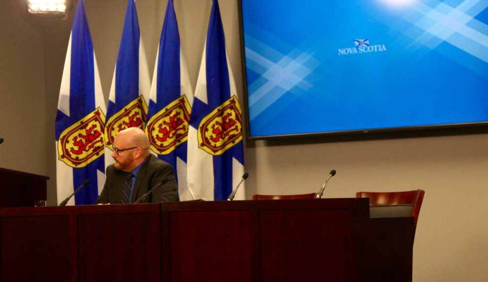 Auditor General Michael Pickup says the province's deficit is the lowest its been since 2011.