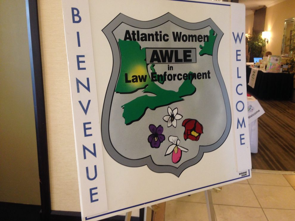 This year's Atlantic Women in Law Enforcement conference drew the largest crowds the organization has seen.