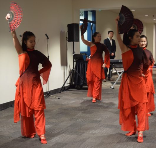 China Day featured traditional Chinese music and dance performances by the Nova Scotia Chinese Culture and Art Club.