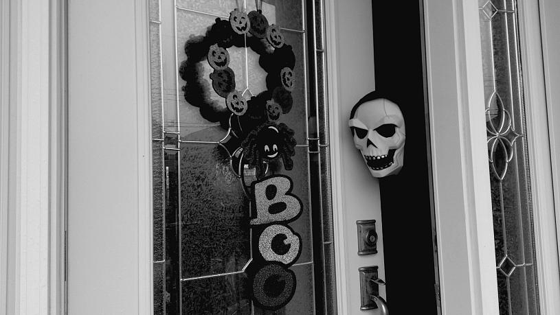 Halloween is just around the corner.