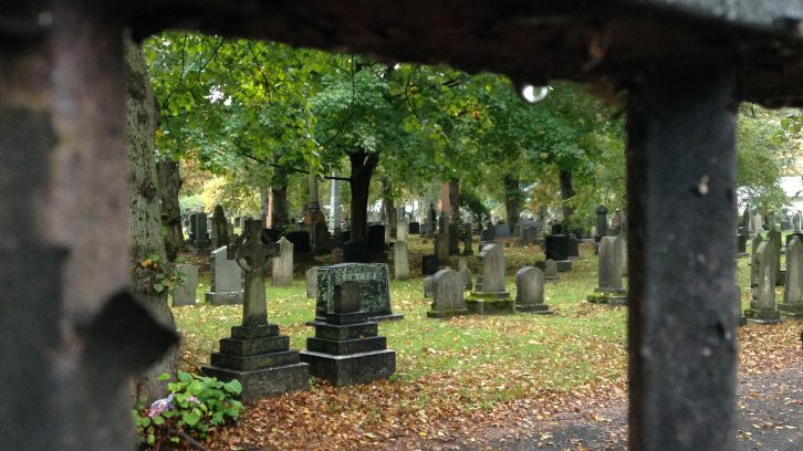 There are about five city-run common ground cemeteries in Halifax that buries unclaimed bodies.