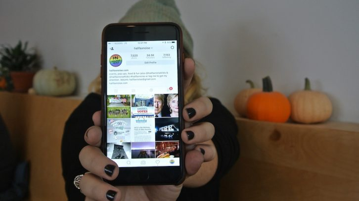 Halifax Noise is like a social media tour guide: it curates photos, places and events from all over Halifax with one Instagram account.