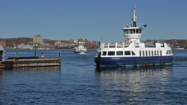 Halifax III is scheduled to  be retired next fall when a new ferry arrives.