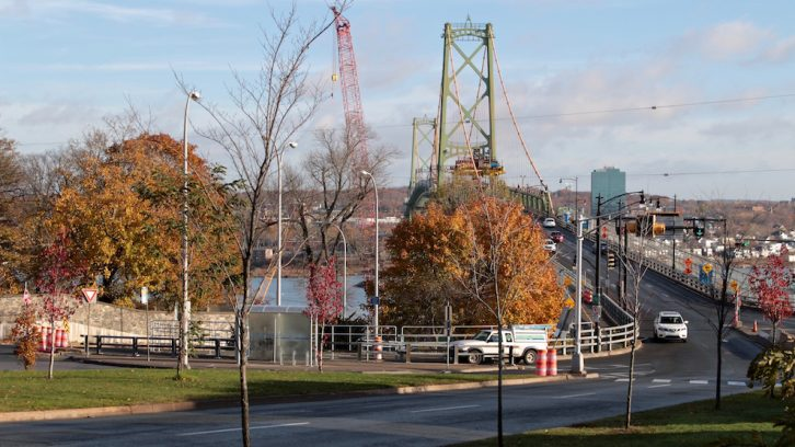 Current access to the Macdonald Bridge is not considered accessible for people of all ages and bicycling abilities, according to Regional Council.