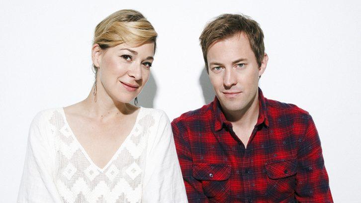 Jill and Matthew Barber.