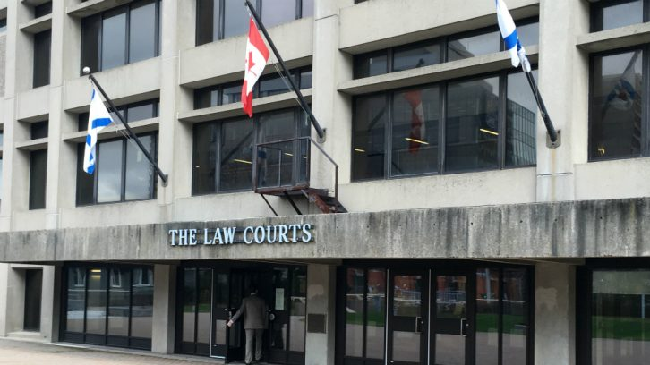 The Law Courts, 1815 Upper Water St. Halifax