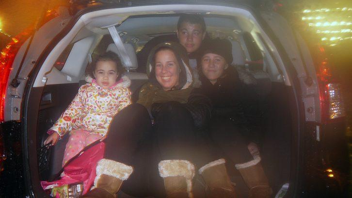 shana-lawson-and-her-three-children