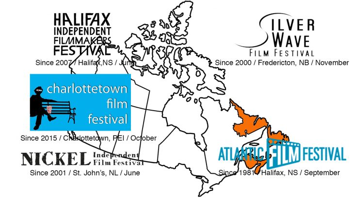An overview of the major festivals in the Atlantic region.