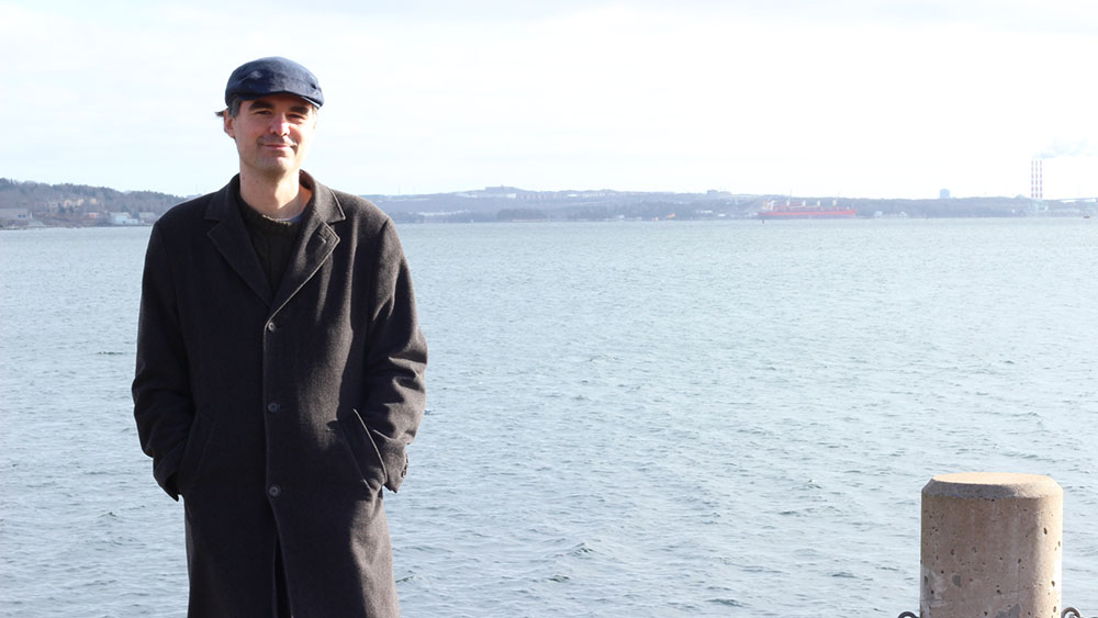Jon Tattrie is a successful freelance journalist in Halifax.