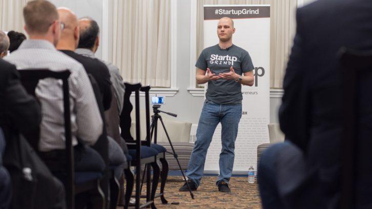 Startup grind - Patrick Fulgencio